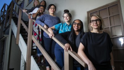 Women Behind The Scenes in Television - LA Times