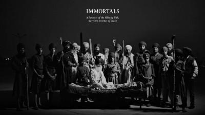 IMMORTALS - Erik Morales