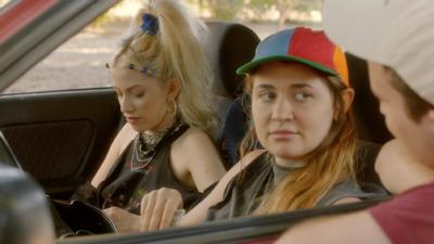 GIRL BAND - Cailin Lowry, Kerry Furrh, Olivia Mitchell