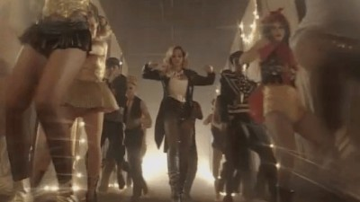 """BRITNEY SPEARS """"Circus"""" ('09 MTV VMA Best Cinematography Nominee) - Francis Lawrence"""