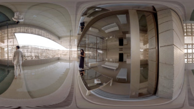 THE VISITOR (VR) - James Kaelan