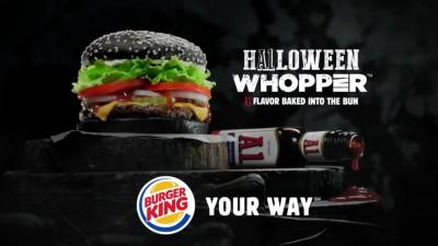 """BURGER KING """"Halloween Whopper"""" - Trevor Shepard"""