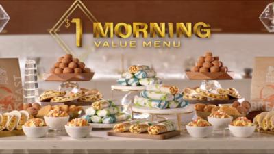 """TACO BELL """"Morning Value Menu"""" - Trevor Shepard"""