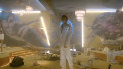 "ELTON JOHN ""Goodbye Yellow Brick Road"" - David LaChapelle"