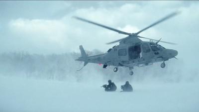 SWEDISH ARMED FORCES - Rane Tiukkanen