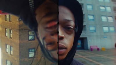 "A$AP ROCKY x SKEPTA ""Praise Da Lord"" - Dexter Navy"
