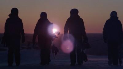 "BRUNSWICK ""Winter Tourism"" - Charles Wahl"