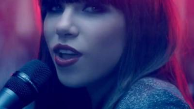 "CARLY RAE JESPEN ""The Kiss"" - Justin Francis"