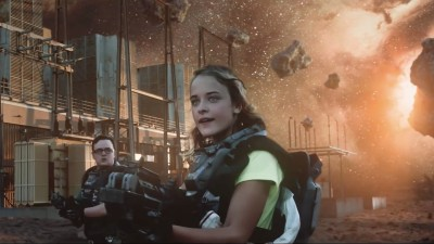 "CALL OF DUTY: INFINITE WARFARE ""Let's Go To Space"" - Peter Berg"