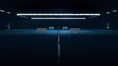 """CREDIT SUISSE """"Roger vs Roger"""" - Sarah Chatfield"""