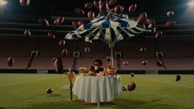 THE LAST MEAL BEFORE THE SUPER BOWL LV - Alex Lill