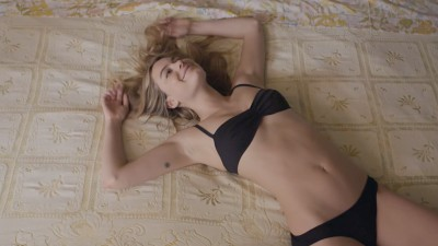 """i-D MOTHER TONGUE SERIES """"Camille Rowe"""" - Pensacola"""
