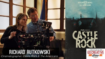 The Cinematography of CASTLE ROCK & The AMERICANS - Go Creative Show Interview