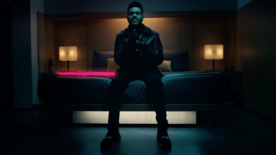 """THE WEEKND """"Starboy"""" - Grant Singer (2nd Unit DP)"""