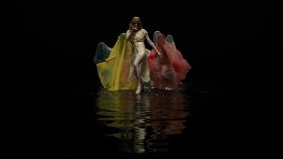 "FLORENCE + THE MACHINE ""Big God"" - Autumn de Wilde"
