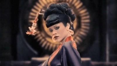 "COLDPLAY ft. RIHANNA ""Princess of China"" - Adria Petty"
