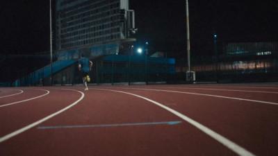 ON RUNNING - Thomas Bryant