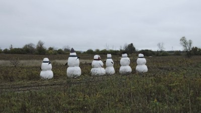 SAVE OUR SNOWMEN - Shawn Zeytinoglu
