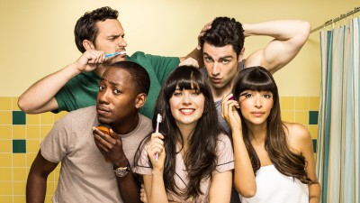 NEW GIRL Montage
